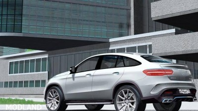 Mercedes-Benz GLE 63 AMG Coupe 2017 [1.5.9], 3 photo